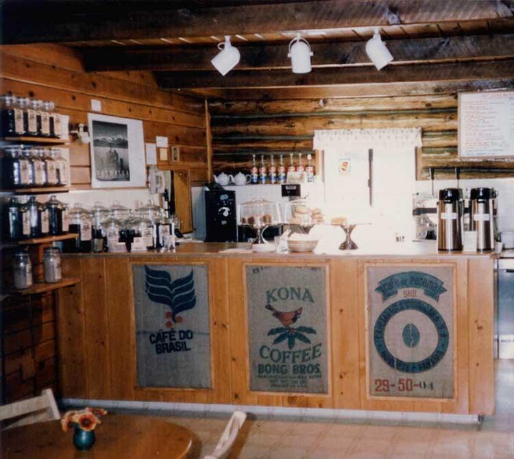alpen sierra coffee james cabin