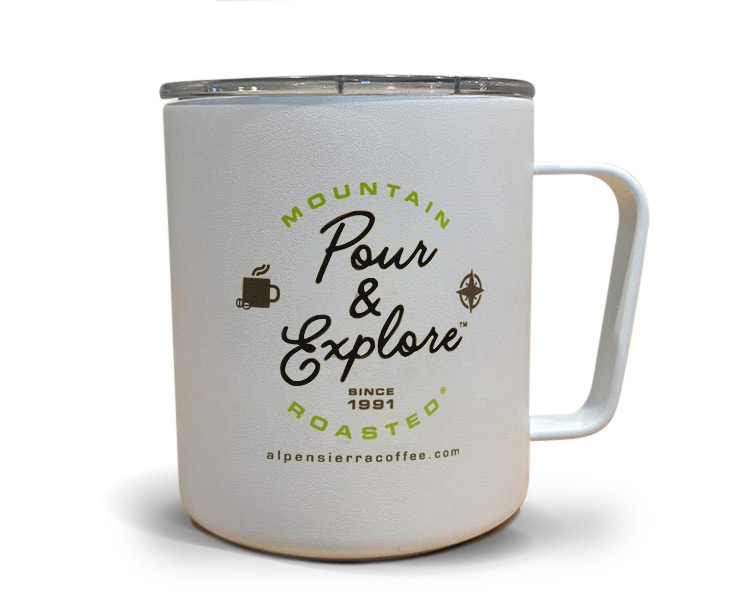 alpine sierra miir mug